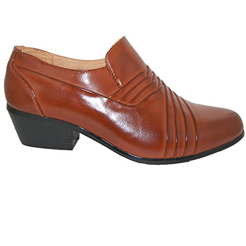 FACTORY Classy Cuban Leather Lined