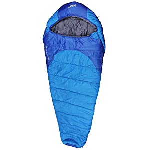 Gelert Hibernate 400 Sleeping Bag Director Blue ONESIZE