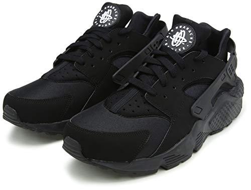 003 blanc noir Noir Pour Nikeair Homme Huarache Noire Pantoufle qWpR18
