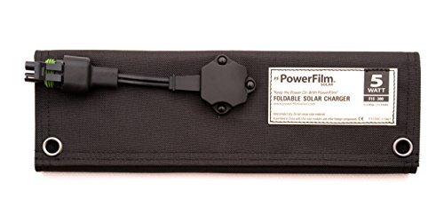 Powerfilm F15-300 5W Folding Solar Charger