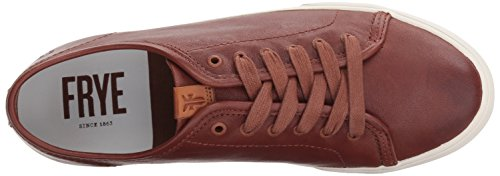 Cognac Pizzo Donne Sneaker Maya Frye Delle Bassa S6qCwwx0z