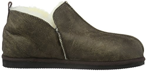 Shepherd Annie, Zapatillas de Estar por Casa, Unisex Marrón (Oild Antique 53)