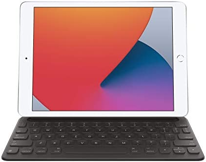 Apple Smart Keyboard for iPad (seventh and eighth Generation) and iPad Air (third Generation) - US English