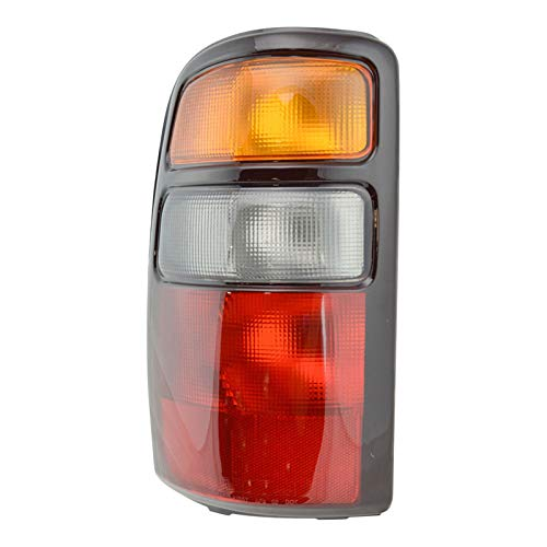 Taillight Taillamp Brake Light Lamp Left Side Rear for 04-06 Chevy Tahoe Yukon