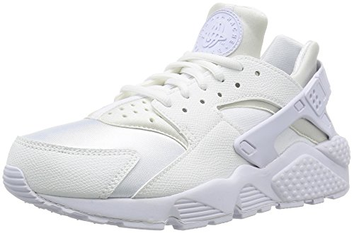 Scarpe Basse Wmns White Donna NIKE Bianco 108 Huarache Air Run Ginnastica da White O6TO0wIxq