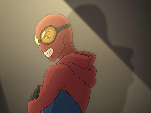 Disney Spider - Origin