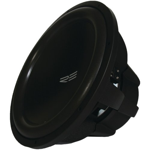 Re-Audio SXX15D4 15-Inch Composite Cone with Dual 4 Ohm P...