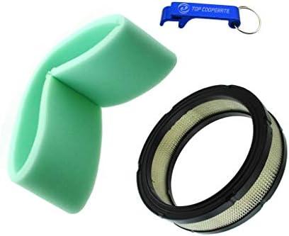 2PK Air Pre Filter Kit for Onan 140-2628 140-2522 John Deere HE1402628 AM106953