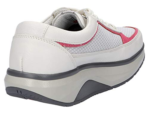 Weiß Joya Mujer De Cordones Para Zapatos WXYZqwUTYH
