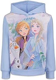 Disney Frozen Girls Fleece Hoodie