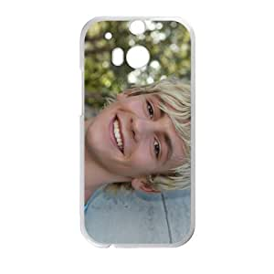 Happy Ross Lynch Cell Phone Case for HTC One M8