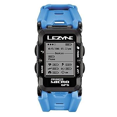 Lezyne Micro GPS Watch w/Heart Rate