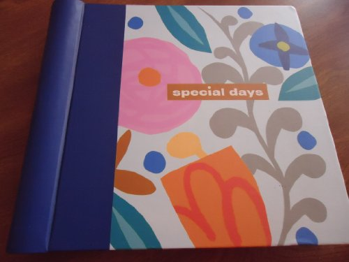 - Hallmark Greeting Card Keeper Special Days Organizer