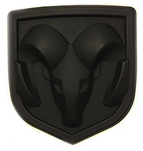 dodge grille emblem - 4