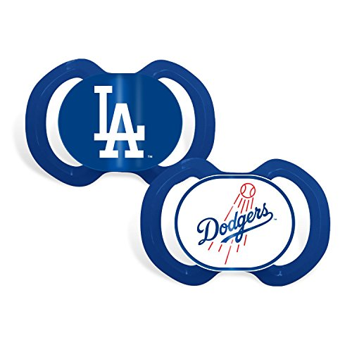 Baby Fanatic Pacifier Angeles Dodgers