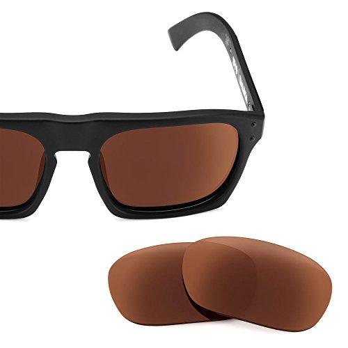 múltiples Polarizados de Oscuro repuesto Marrón Lentes Balboa — Opciones para Optic Spy 8qwxdZPF