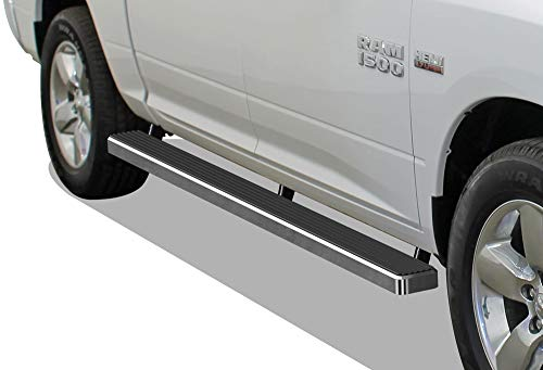 Aluminum Quad - APS iBoard Running Boards 4