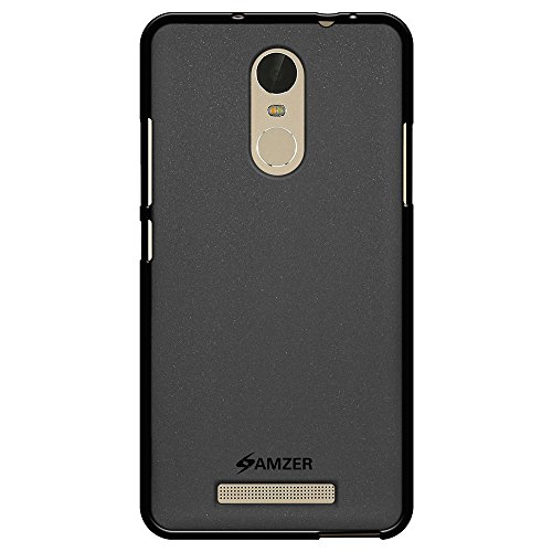 AMZER-Pudding-Soft-Gel-TPU-Skin-Fit-Case-Cover-for-Xiaomi-Redmi-Note-3-Xiaomi-Redmi-Note-2-Pro-Retail-Packaging-Black