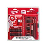 Milwaukee 48-32-4002 - 42 Pc Shockwave Impact Set