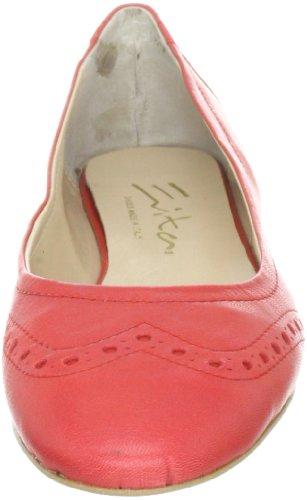 Evita Shoes 5919RO2110 Damen Ballerinas Rot (Rot)