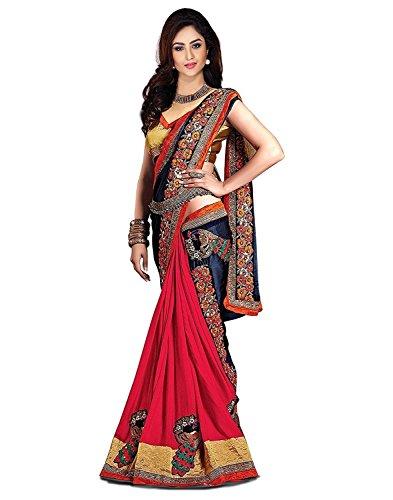 Designer Chiffon Sarees - 8