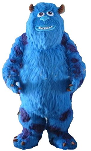 Adults Sully Monster Mascot Costume for Party Cartoon Character Mascots Carnival Outfits
