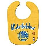 WinCraft Golden State Warriors Mesh Velcroe Baby Bib Lil' dribbler