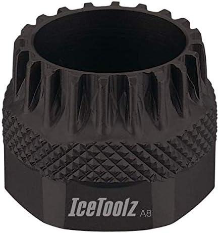 IceToolz 11B1 Fahrrad Innenlager BBs Werkzeug für Shimano ISIS Drive Cartridge