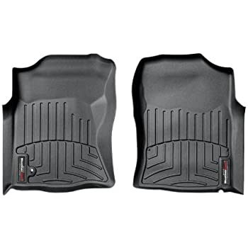 weathertech w3gr 1995 2004 toyota tacoma grey all weather floor mats 1st row. Black Bedroom Furniture Sets. Home Design Ideas