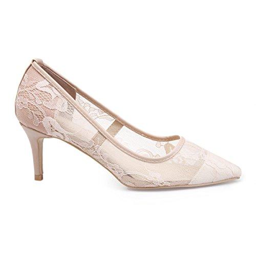 Vestir De Zapatos Modeuse Sintético Mujer La Rose 45008 Material SqInt