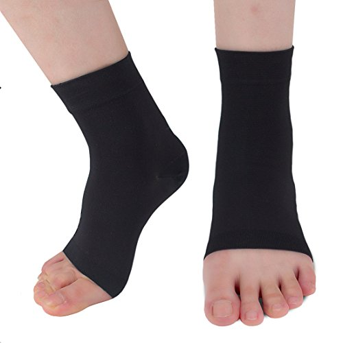 Ailaka Medical 20-30 mmHg Plantar Fasciitis Socks for Men & Women, Heel Arch Ankle Support Compression Foot Sleeves, Great Foot Care for Pain Relief, Swelling, Nurses, Maternity, Pregnancy, Running by Ailaka (Image #1)
