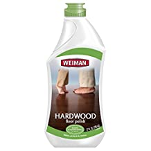 Weiman 122 Hardwood Floor Polish, 27 fl. oz.