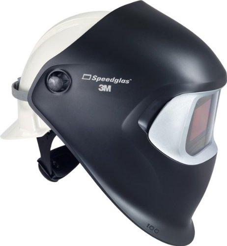3M Speedglas Black Welding Helmet 100, Welding Safety 07-001