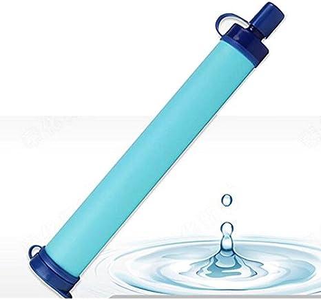 Wiiguda@. Filtro de agua con pajita y filtro de agua personal ...