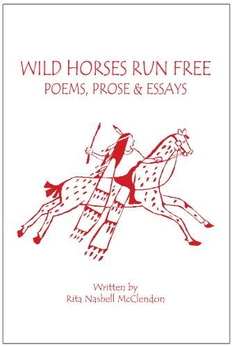 WILD HORSES RUN FREE