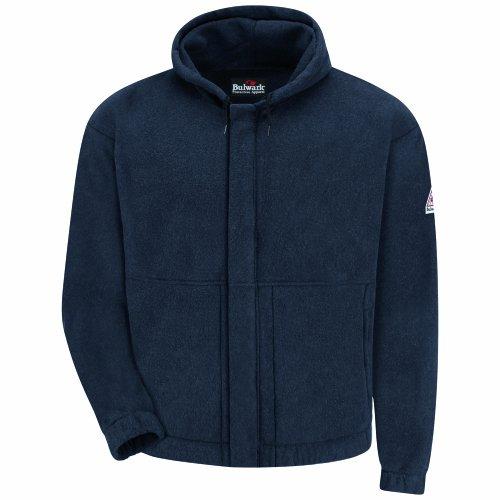Zip Front Hooded Fleece - 5