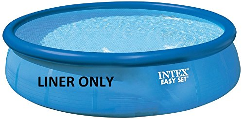 Intex 18' X 48'' Round Easy Set Swimming Pool ONLY by INTEX