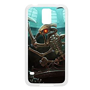ChoGath-007 League of Legends LoL For Case Samsung Note 3 Cover - Plastic White