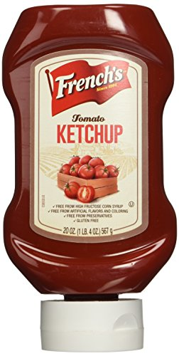 French's Tomato Ketchup 3/ 20 (French Ketchup)
