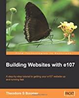 Building Websites with e107 Front Cover