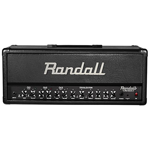 Randall RG Series RG1503H Guitar Amplifier Head by Randall
