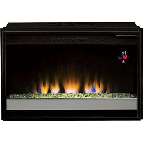 Cheap ChimneyFree 26EF023GRG-201 Vent-Free Blue SpectraFire Flame Electric Fireplace Black Friday & Cyber Monday 2019