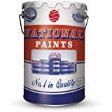 National Paint 802 Broken White - Water Based 3.6L - NP-802-3.6