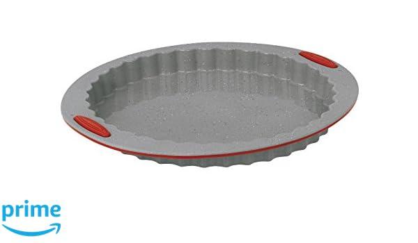 Jata Hogar MC60 Molde para Tartas y bizcochos, Silicona, Gris y ...