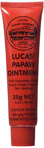 25g Ointment (Lucas' Papaw Ointment 25g, 2 Pack)