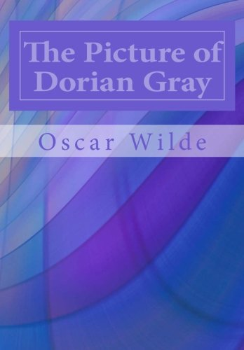 Book cover for The Picture of Dorian Gray