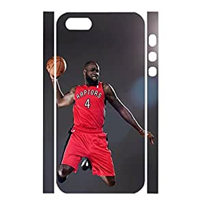 Exquisite Designer Hipster Physical Game Basketball Athlete Print Phone Shell Skin for Iphone 5 5s Case