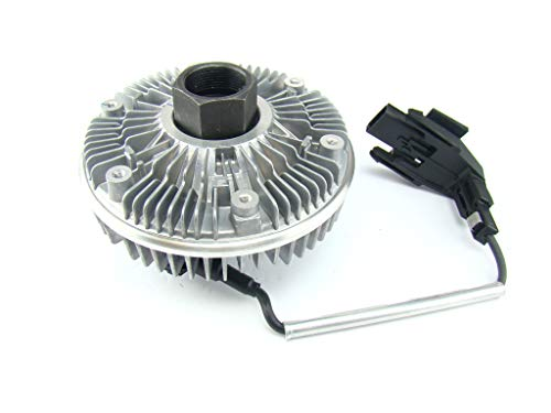 OAW 12-F3265 Electronic Cooling Fan Clutch for 08-10 Ford F250 F350 F450 F550 6.4L Powerstroke Diesel Turbo