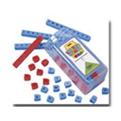 SCBDD-2810-3 - UNIFIX LETTER CUBES SET OF 90 pack of 3 ()