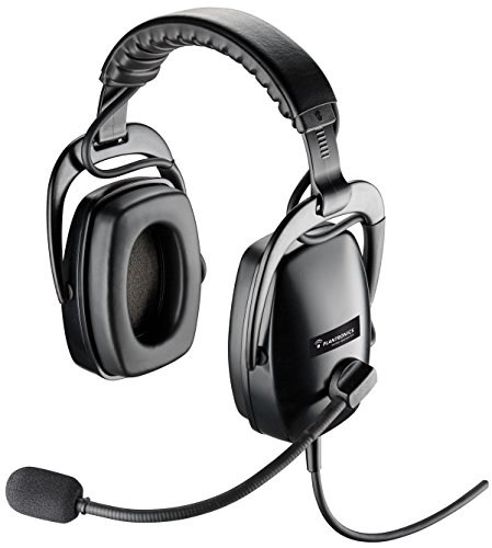 Plantronics SHR2083-01 Durable Over Ear Headset 92083-01